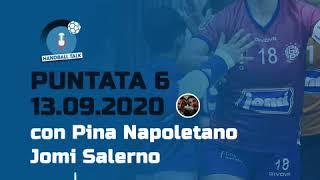 HandballTalk - Puntata 6: con Pina Napoletano