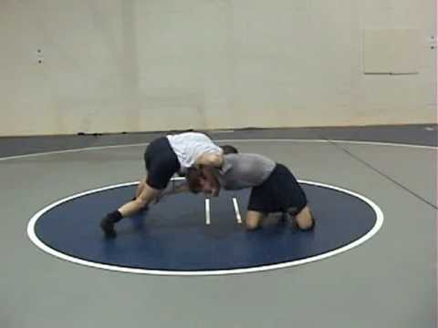 Granby School of Wrestling Technique Series #21 Image 1