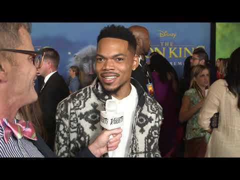 """Chance the Rapper Was a Nostalgia Consultant on """"Lion King"""""""