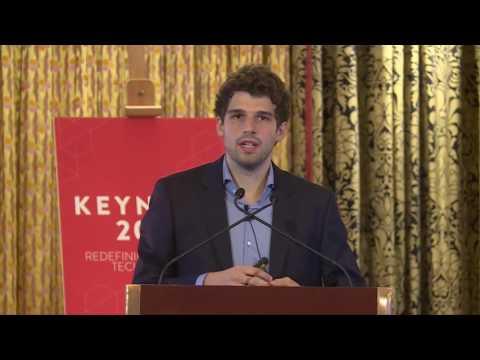 Marco Streng - Genesis Mining - Keynote 2016 Dubai