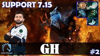 GH - Jakiro Roaming | SUPPORT 7.15 Update Patch | Dota 2 Pro MMR Gameplay #2