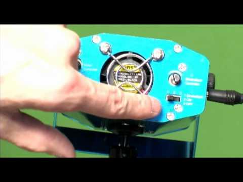 Mini projector Holographic laser star DJ lighting