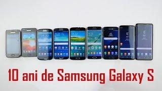 10 ANI DE SAMSUNG GALAXY S!
