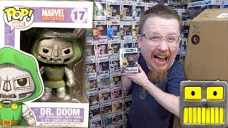 I Purchased A $3800 Funko Pop Vinyl Figures Grail Collection