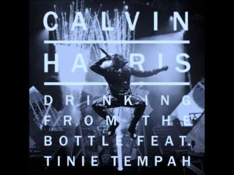 Calvin Harris - Drinking From The Bottle (Feat. Tinie Tempah) (Lyrics)