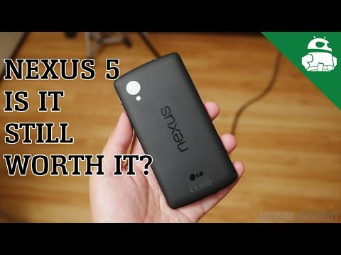 Nexus 5 – is it still worth it?