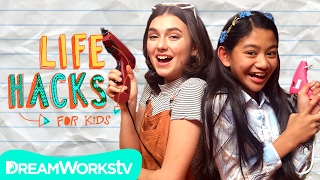 Travel Hacks + A Sunny Goodbye | LIFE HACKS FOR KIDS