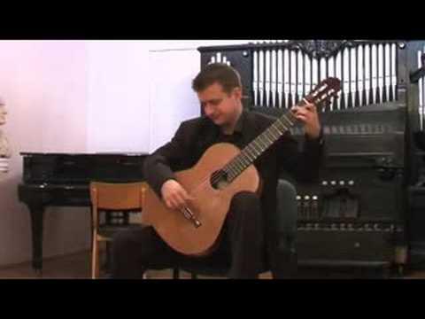 Goran Krivokapic - François de Fossa Fantasia