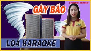 Loa Karaoke gây bão năm 2018 chuẩn cho bộ karaoke gia đình Hay Gía Tốt - Khuyến mãi 090.8686.098