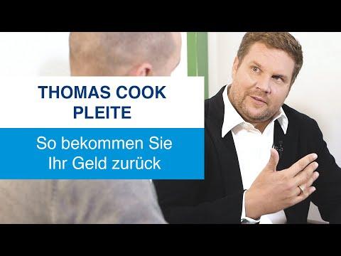 Thomas Cook Pleite: Wie bekommen Geschädigte ihr Geld zurück?