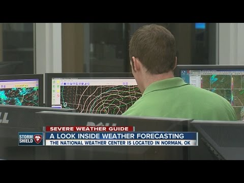 National Weather Center Tour