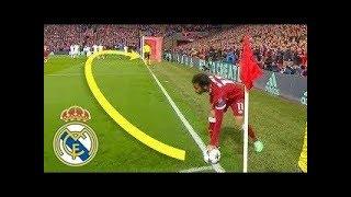 Bu Vuruştan Sonra Muhammed Salah, Real Madrid'de Olmayı Hakettiğini Kanıtladı.