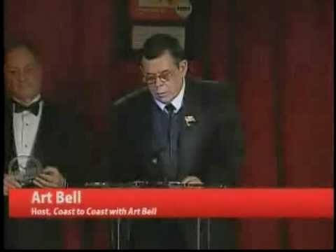 Art Bell's Induction into the Radio Hall of Fame - 2008