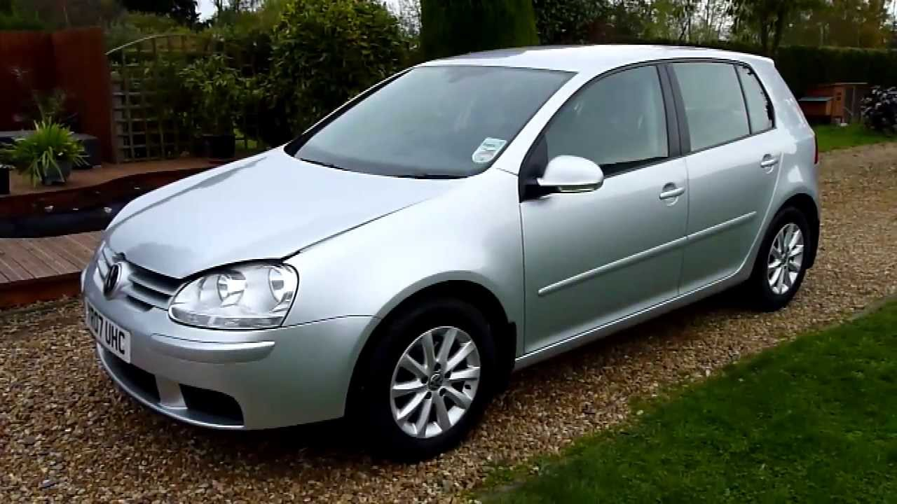 Video Review Of 2007 Volkswagen Golf 1 9 Tdi Match For