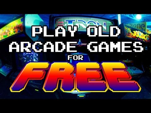 How to use MAME *Updated* Play Old Arcade Games FREE!
