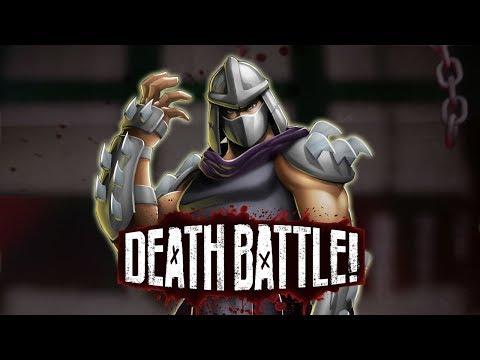 Shredder Cuts into DEATH BATTLE