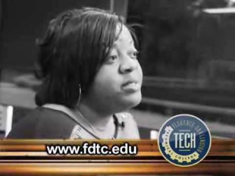 Rebecca Mouzon - Florence Darlington Technical College