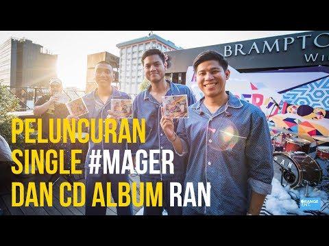 VLOG RAN - #1 MAGER BERJAMAAH & CD ALBUM RAN