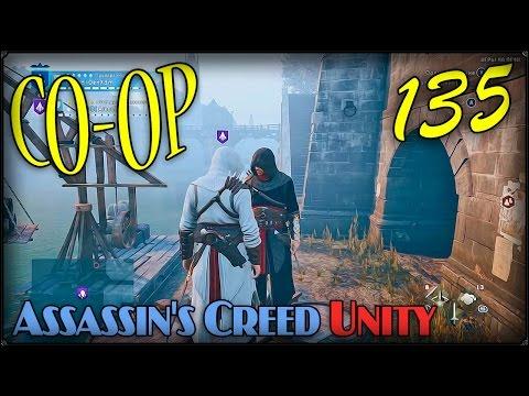 ТРАНСПОРТИРОВКА МИРАБО - ASSASSIN'S CREED: UNITY #135 КООПЕРАТИВ