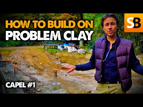 Building the Foundations for a House - Capel #1