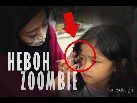 Heboh ada Zombie mempunyai kebiasaan unik