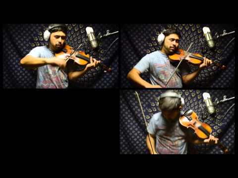 Muse: Hysteria- 5 String Violin Cover By David Wong video
