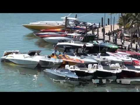 MTI Boats In Key West Poker Run 2011