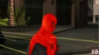 GTA San Andreas The Amazing Spiderman 2012 MUST WATCH NEW