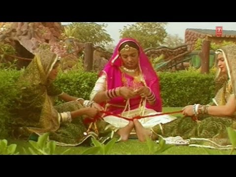 Gorband Video Song - Rajasthani Album Ghoomar - Indian Folk Songs Anuradha Paudwal video