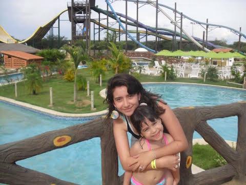 Parque de agua Kariña  Pto La Cruz