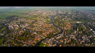 Winsum From Above