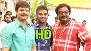Boyapati Srinu New Movie Launch || Bellamkonda Sai Sreenivas || Tamanna - 02