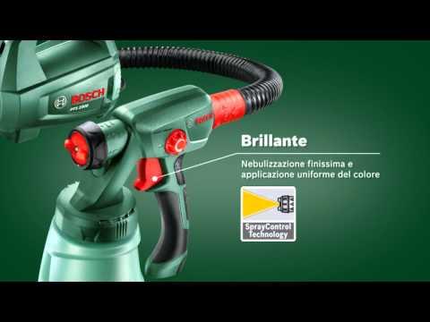 Pistole a Spruzzo Bosch PFS 1000-2000