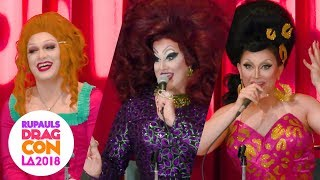 Peaches Christ Panel with Jinkx Monsoon, BenDeLaCreme, and more! at RuPaul