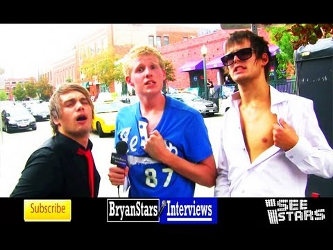 I See Stars Interview #2 Devin Oliver&Zach Johnson 2012