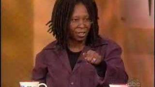 Whoopi on Obama's Snub