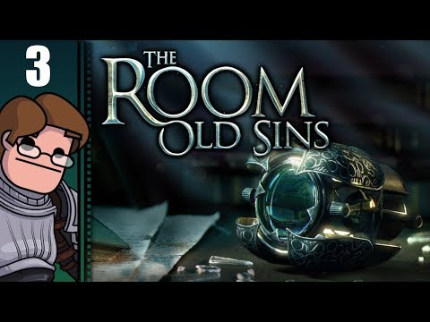 Let's Play The Room: Old Sins Part 3 - The Kitchen