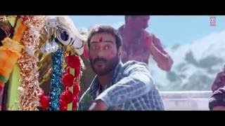 shivay movie song DARKHAAST Full HD   Arijit Singh & Sunidhi Chauhan   Ajay Devgn