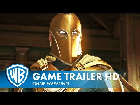 INJUSTICE 2 - Doctor Fate Trailer (2017)