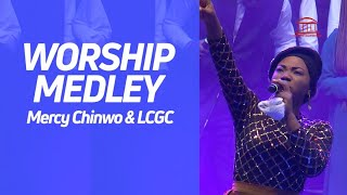 Mercy Chinwo Sings Excess Love & Omeka Nnaya with LCGC | Fearless Crossover 2020