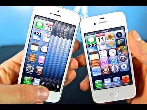 Top 10 Cydia Tweaks for 6.1 iPhone 5/4S/4/3Gs & iPod Touch 5G/4G - Must Have Evasi0n Tweaks 2013!