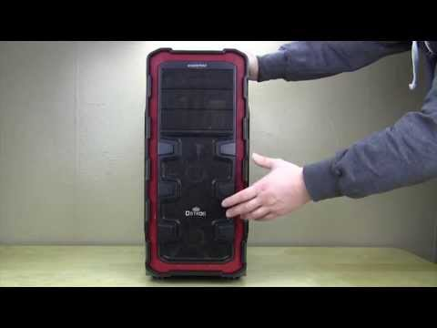 Enermax Ostrog GT PC Case Overview