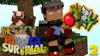 Minecraft Skyblock: REDUX #2 | The Skyblock Trials | DEATH JUMP (Skyblock Minecraft Challenge)