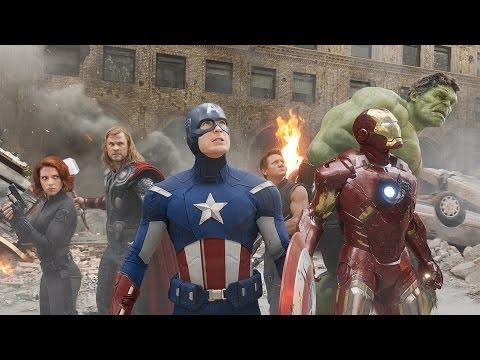 The Avengers - Sweet Dreams (marilyn Manson) video