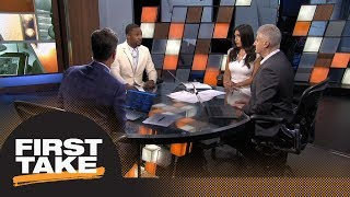 Why is Bill Belichick still refusing to talk Malcolm Butler Super Bowl benching? | First Take | ESPN