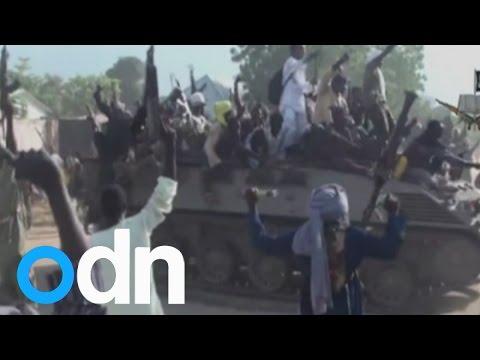 Boko Haram release video showing scenes of captured town