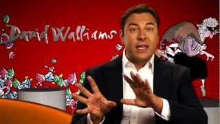 David Walliams | Gangsta Granny | Book Reading
