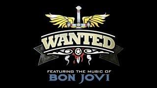 WANTED - Los Angeles Bon Jovi Tribute Band - 2019 PROMO