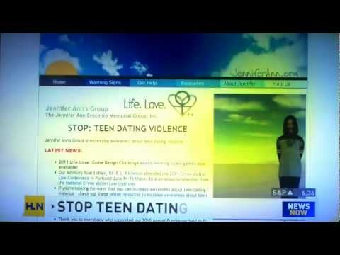 Intro to HLN segment about the prevalence of dating violence on college ...