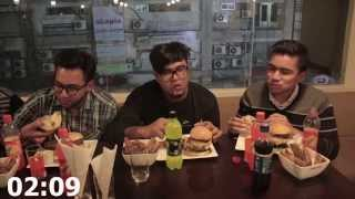 Food Republic - Abomination Challenge feat. Popular BD YouTubers